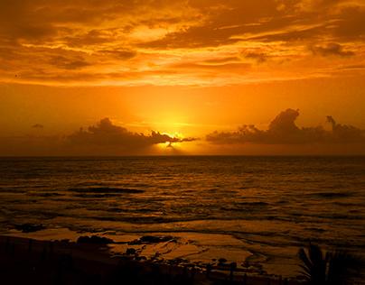 Sunrise In Salvador