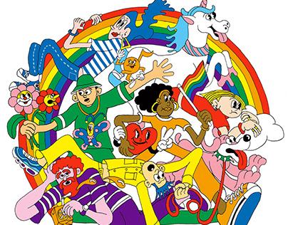 Tokyo Rainbow Pride 2020