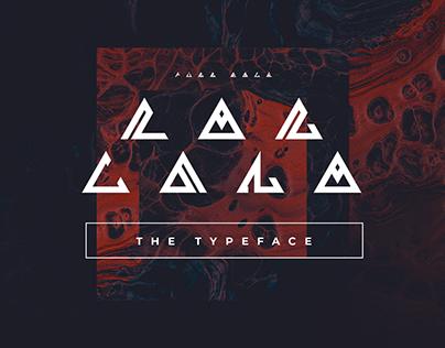 Volcano typeface