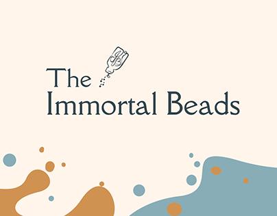 The Immortal Beads • Mixed Media [2021]
