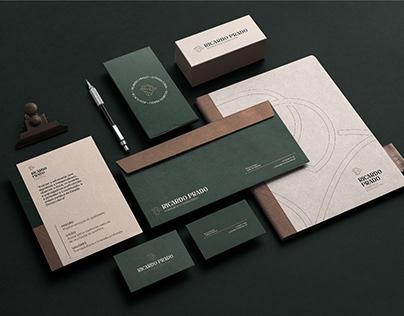 Brand - Ricardo Prado Advocacia e Consultoria