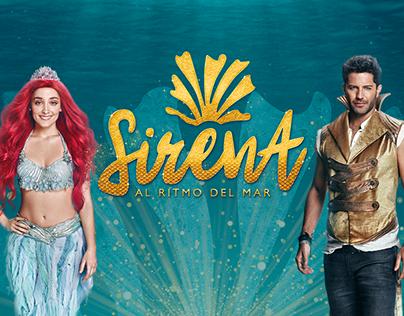#SirenaElMusical