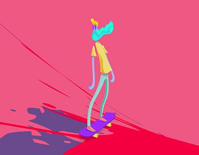 Nacho Skate