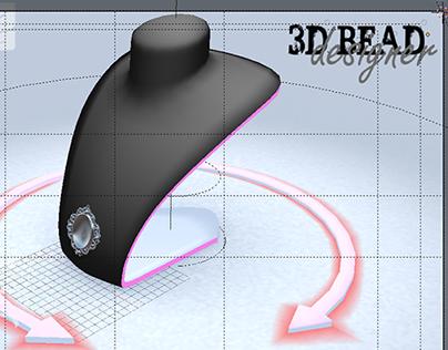 UI-UX: 3D Bead configurator