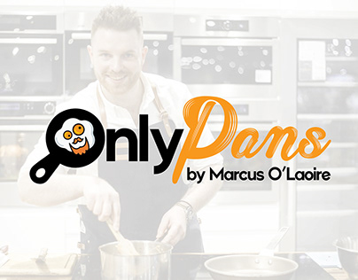 Only Pans by Marcus O'Laoire