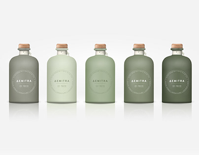 Demitra Olive Oil • Pitch