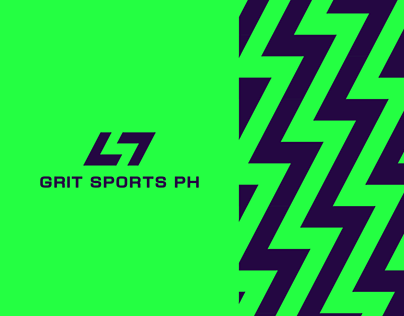 Grit Sports PH - Corporate Identity and Branding