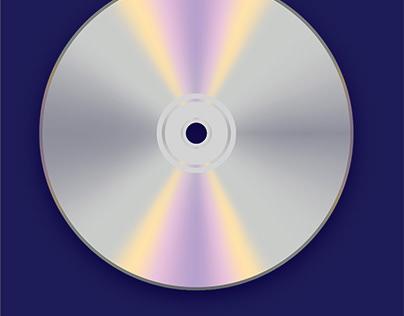CD In Illustrator