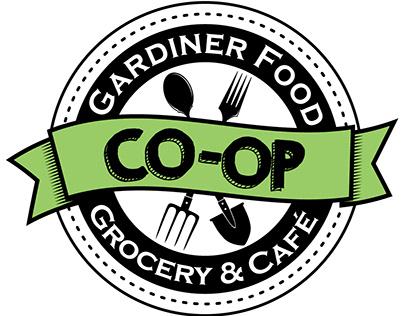 Gardiner Food Co-op Logo Design