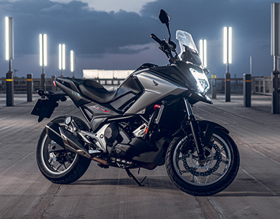 Honda NC750X for Discovering Bikes