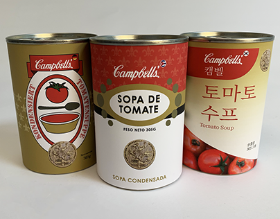 Campbell's Branding
