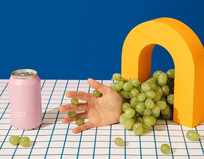 United Sodas Product Photography
