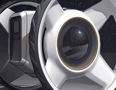 Tesla Lunar Mobility