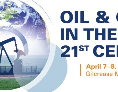 2016 Oil and Gas in the 21st Century Conference