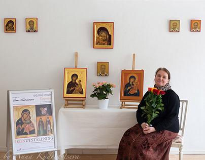 Exhibition in Uppsala (Sweden) 2019