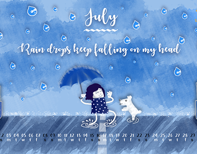 Rainy July