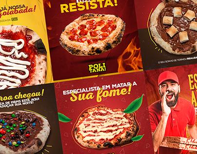 Social Media - Pizzaria / Napolitana