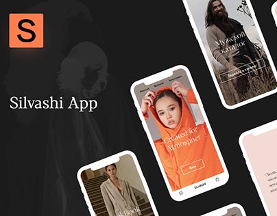 Design app for Silvashi