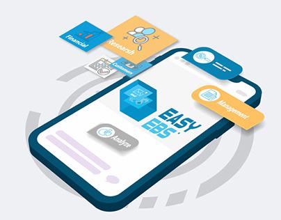 Easy EBS APP Animation Video