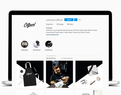 Cottowel Instagram