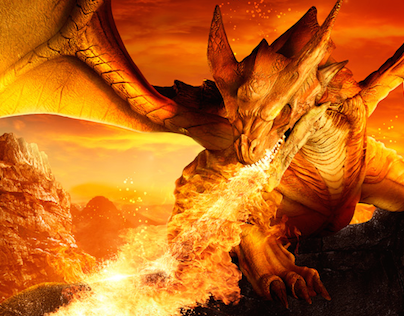 Dragões - Exposição Internacional