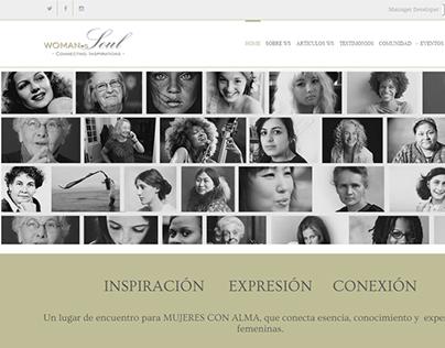 Woman's Soul | Website