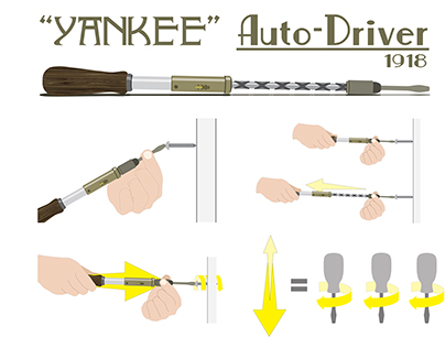 Yankee Driver Graphic