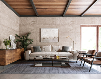 Living Room Project, Mexico City, Mexico