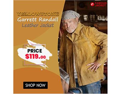 Garrett Randall Jacket In Yellowstone