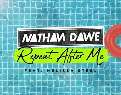 Nathan Dawe - Repeat After Me Lyric Video