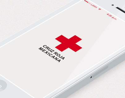 MEXICAN RED CROSS \ Mobile App