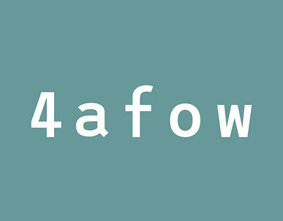 Animated typeface - League Mono Typeface