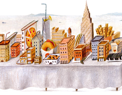 Culinary Heritage In The Big Apple