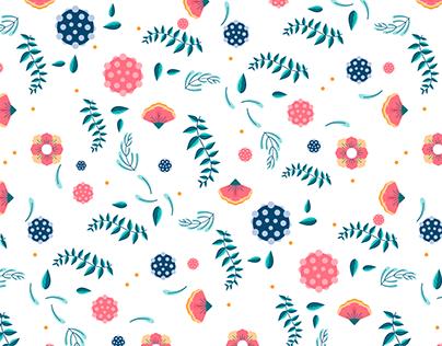 Wild Things Pattern