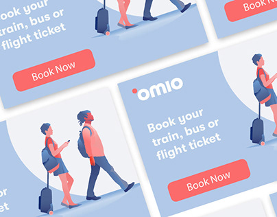 Omio Banners