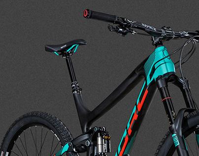 Norco Bike Graphics