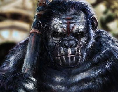Koba - Ape not kill ape