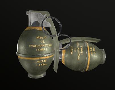 M26 grenade