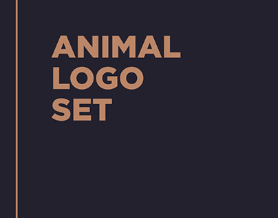 Animal Logo Set