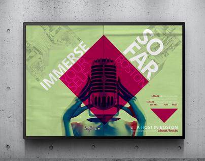 SoFar   Poster Design