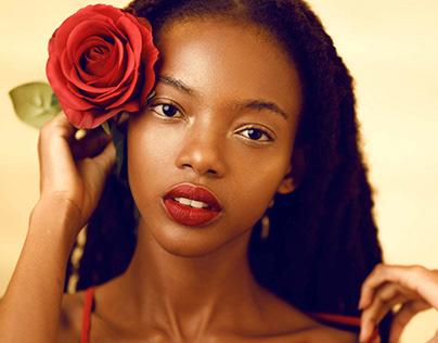 Rosalyn Sowah | Red