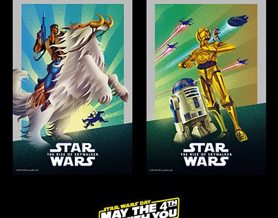 STAR WARS EP-9 / May the 4th be With You