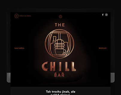 The CHILL bar