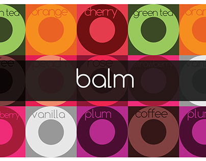 Balm - Lip Balm packaging redesign for Loreal Paris