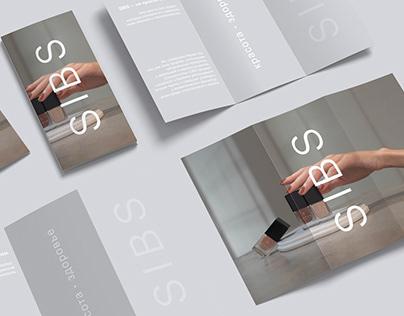 flyer design for beauty studio