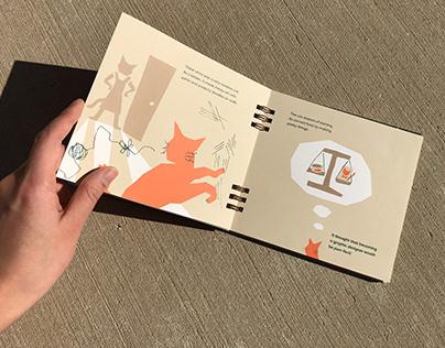Self-Promo Piece: Curiosity Saves the Cat