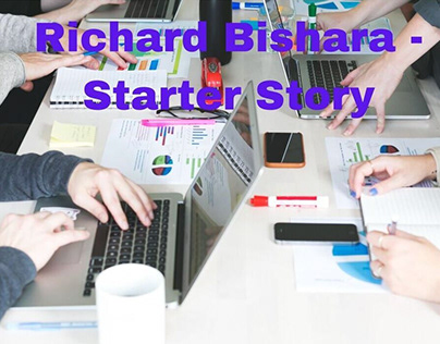Richard Bishara - Starter Story