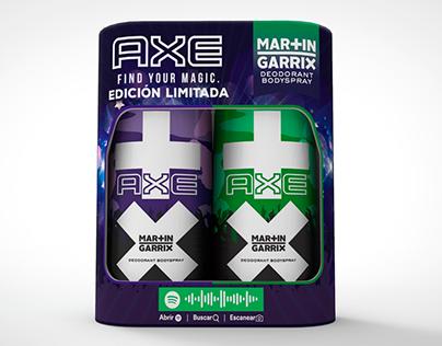 Packaging Axe