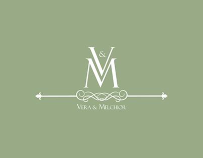 Convite de Casamento - Vera & Melchior