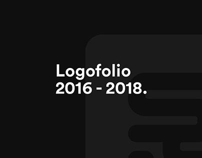 Logofolio 2016-2018